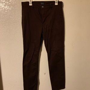 511 Dark Brown Levi Pants